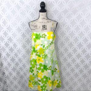 Nine West Floral Summer Fit N Flare Dress